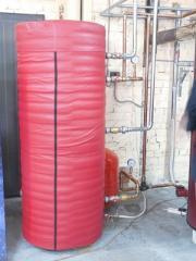 Теплоаккумулятор (емкость для хранения горячей
