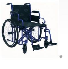 The wheelchair of 'Millenium HD'