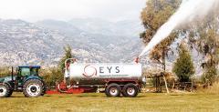 Бочка для жидкой фракции навоза, КАС, и воды EYS