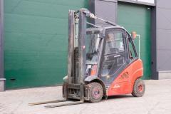 Fork lift loaders