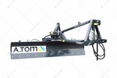 Грейдер прицепной А.ТОМ 3000 (на трактор)
