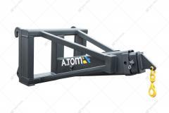 Стрела крановая А.ТОМ 4000 (на телескопический