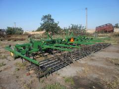 Cultivator of John Deere of 960 7,5 m