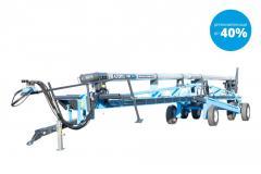 Миксер для смешивания органических удобрений 15 м