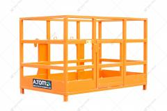 Auxiliary systems for construction works