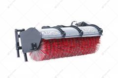 Road harvest machines (brush)