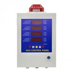 Панель контролю газових датчиків (4 канали) WALCOM
