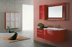 Шкафчики с зеркалами для ванной