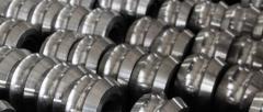 Tsentrobezhnolity rolls (pipe-rolling) at the