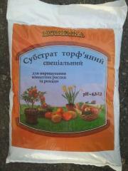 Торф сельскохозяйственный для улучшения качества