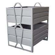 Tanks metal for collecting and storage of