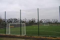 Coverings for football fields Kharkiv. Paving for