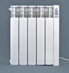 Электрическая батарея на 5 секции Standart...