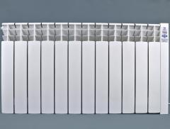Электрическая батарея на 12 секции Elit 1400Вт
