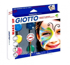 Make-up cream of GIOTTO Make-Up Stick Gliter of 6