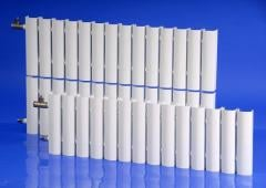 Radiators of the convector MAXITERM type