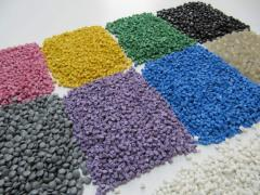 Secondary polymeric granule