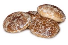 Пряники Медок с добавлением натурального меда и ароматом Крем-брюле