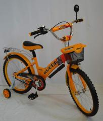 Bicycles two-wheeled GALLOP-20, orange