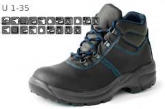Boots working E 1-35 U 1-35