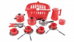 Детский Игрушечный Набор Посуды ОРИОН (ORION)