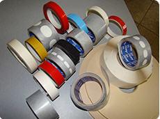 Bilateral adhesive tape