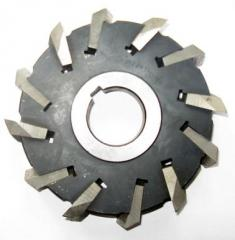 Mills are 3-sided disk