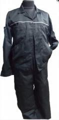 Одежда рабочая: Костюм комб. Куртка короткая