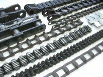 Chains are drive roller: scope of application and