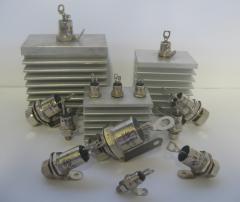 Силовые полупроводниковые диоды,тиристоры, триаки