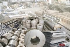 Aluminum hire of Ukrevrosplav, LLC