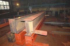Metallic beams