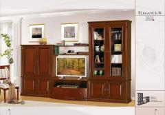 Library furniture Elegance-N, furniture