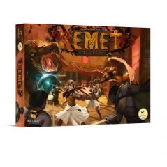Настольная игра Кемет Та-Сети (Kemet: Ta-Seti)
