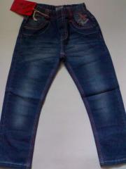 джинс девочка 98-128размеры