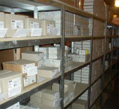 Racks warehouse to 80 kg to a regiment from the