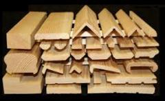 Изделия деревянные строительные,  изделия из...