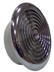 Household fans of the LUX MM series