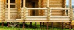 Деревянные компоненты для строительных