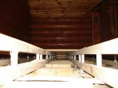 Adjustable wooden floor of NovaPol