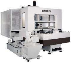The horizontal processing DAHLIH center the