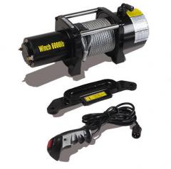 The automobile winch the Titan 130-20 to buy the