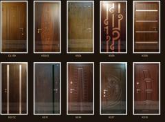 Двери входные домовые, Донецк, входные двери для