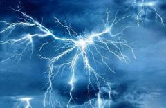 The lightning protection molniyezashchity sistema