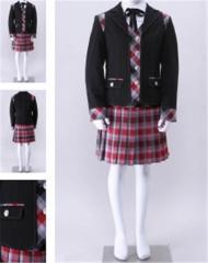 School uniform for girls the Scotswoman