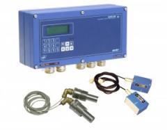 Flowmeter counter ultrasonic RISE of MR