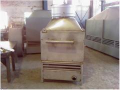 Вентиляторные градирни типа ИВА 100