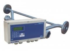 Расходомер-счетчик ультразвуковой для вязких