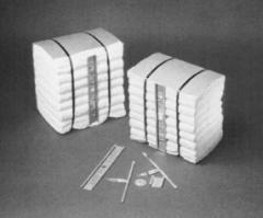 Огнеупорные блоки на основе керамического волокна Z-BLOK