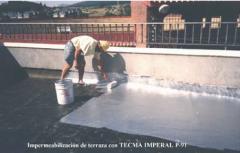 Теплоизоляционный антикоррозийный материал Tecma Imperal P-91